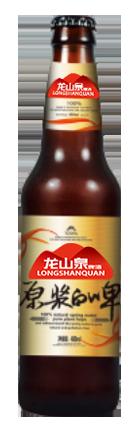 哈尔滨原浆白啤
