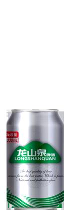银易拉罐330ml