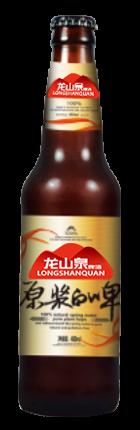 鞍山原浆白啤