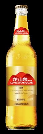 鞍山经典啤酒